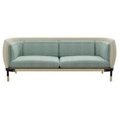 Minimalist Mid-Century Modern Inspired Sofa
