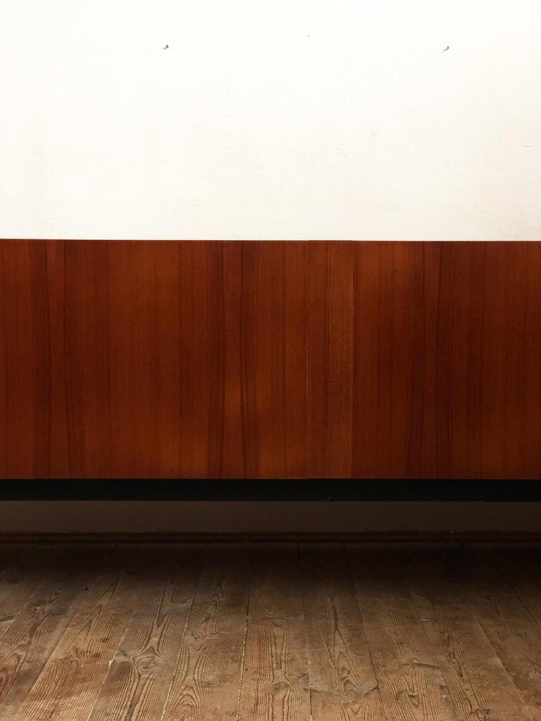 Minimalist Mid Century Teak Sideboard, B40 by Dieter Waeckerlin for Behr 1