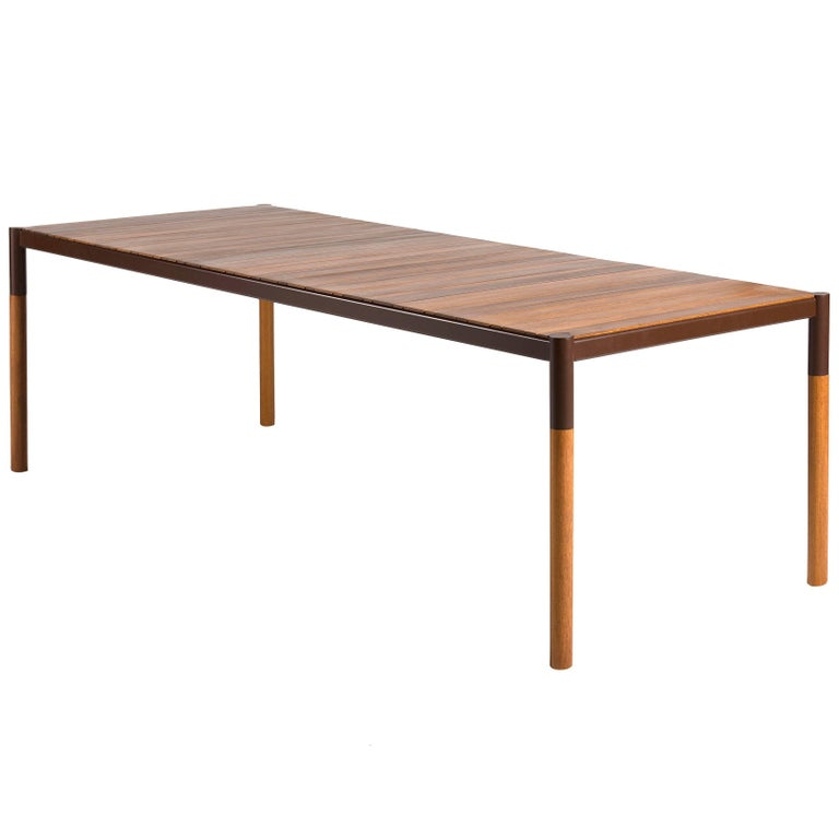 Minimalist Outdoor Dining Table For Sale