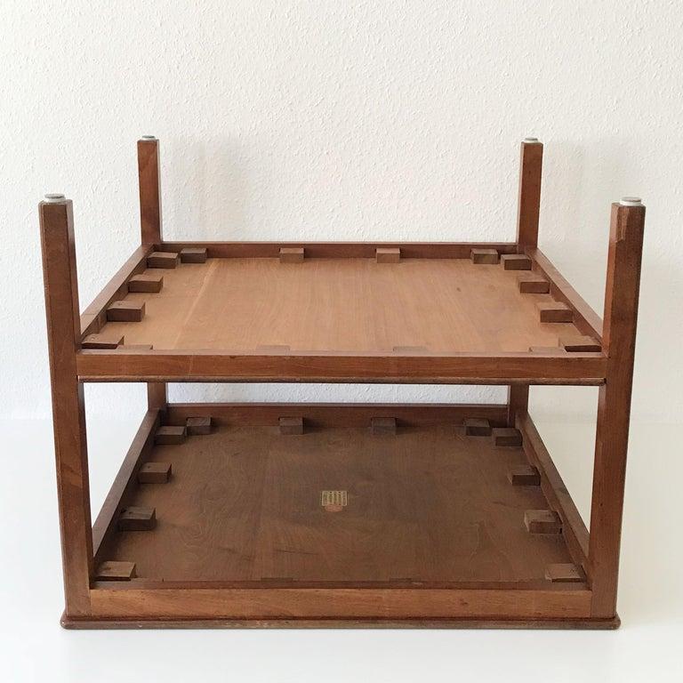 Minimalistic Coffee Table by Kaare Klint for Rud Rasmussen, Denmark, 1934 For Sale 3