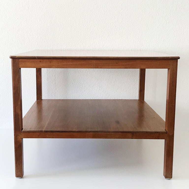 Minimalistic Coffee Table by Kaare Klint for Rud Rasmussen, Denmark, 1934 For Sale 1