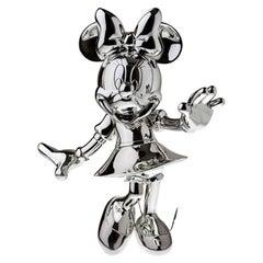 Minnie, Metallic Figurine, Made in France