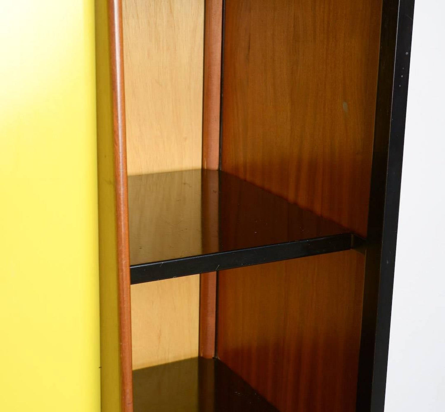 walnut detail store wardrobe pimlico right laminate cabinet single htm pc
