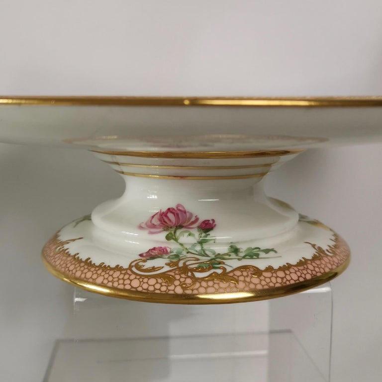 Minton Dessert Service, Signed by Anton Connelly, circa 1894 For Sale 11