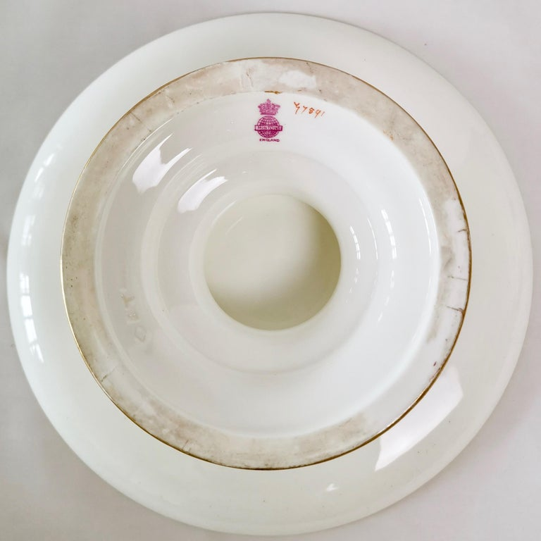 Minton Dessert Service, Signed by Anton Connelly, circa 1894 For Sale 12