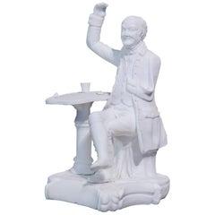 "Minton Figure ""Chelsea pensioner"", circa 1835"