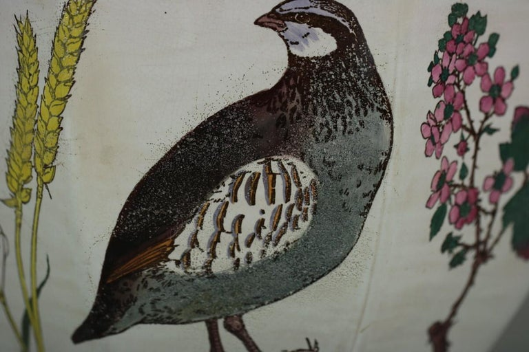 19th Century Minton Majolica 'Naturalist' jardinière by W.S Coleman For Sale
