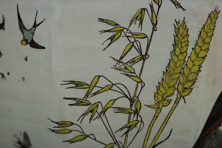 Minton Majolica 'Naturalist' jardinière by W.S Coleman For Sale 1