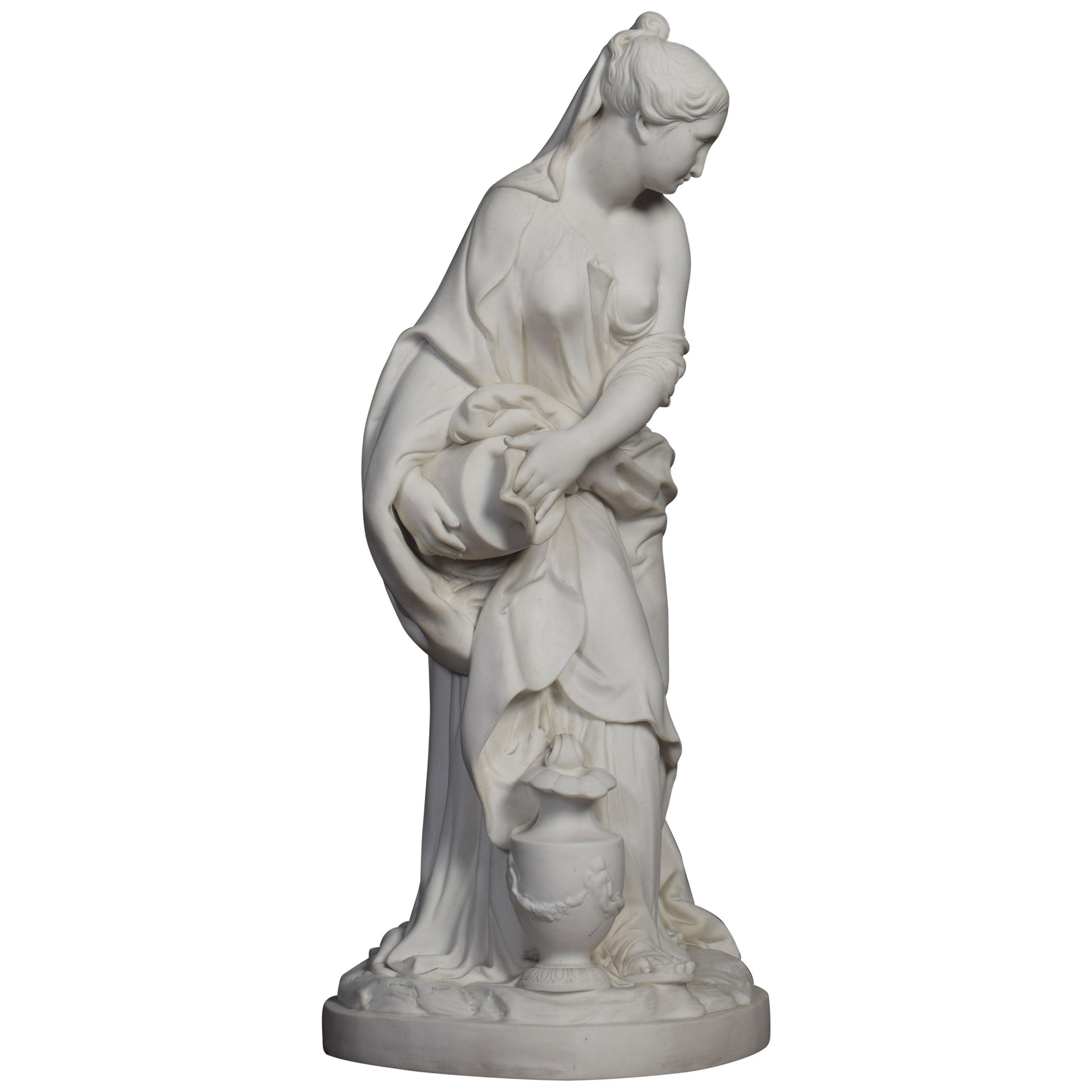 Minton Parian Figure