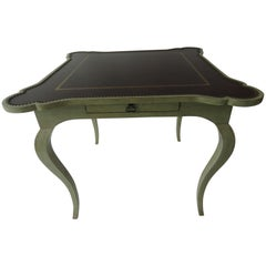 Minton-Spidell Game Table