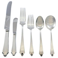 Minuet by International Sterling Flatware Service for 8 Set 52 Pieces