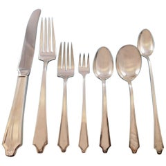 Minuet by International Sterling Silver Flatware Service Set for 12 Dinner Size