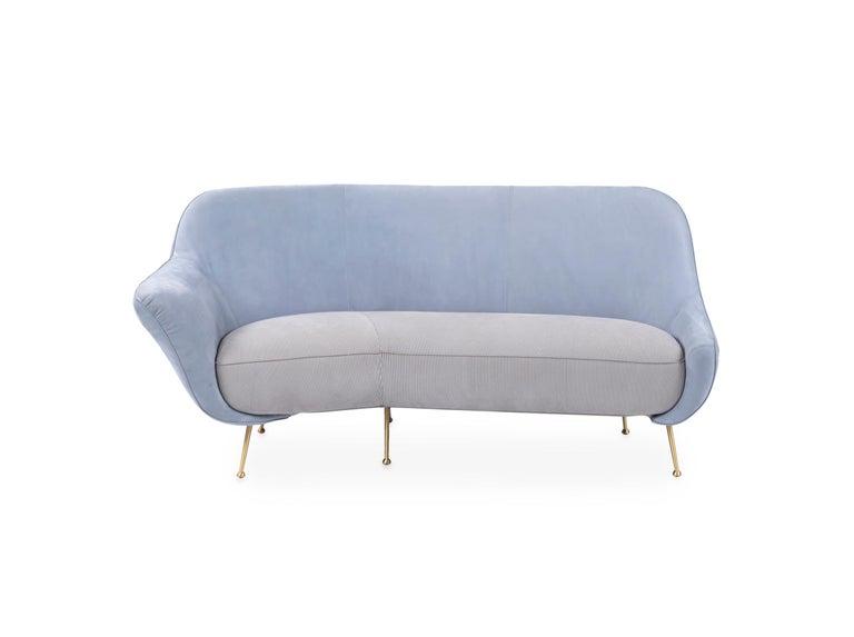 Modern Mio Sofa by Draga & Aurel for Baxter For Sale
