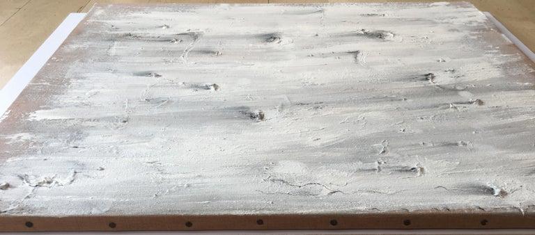 Hombori - Neo-Expressionist Painting by Miquel Barceló