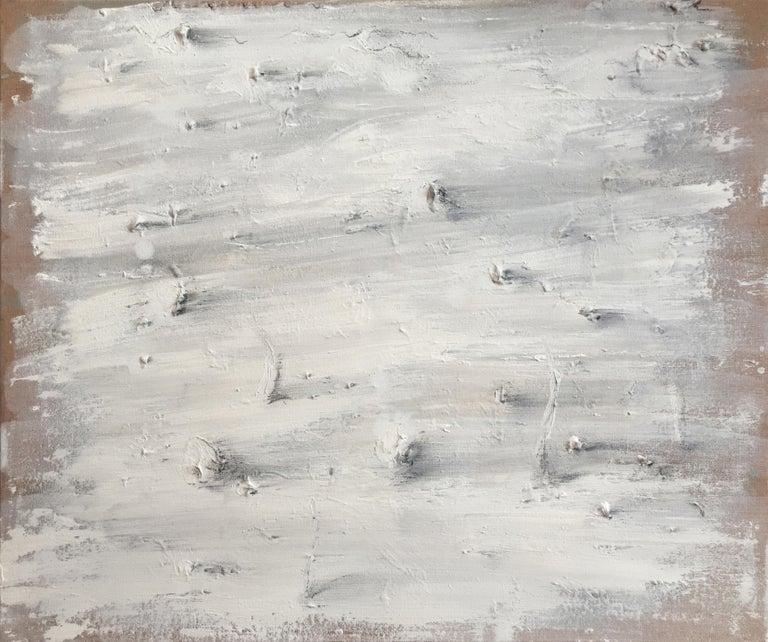 Miquel Barceló Abstract Painting - Hombori
