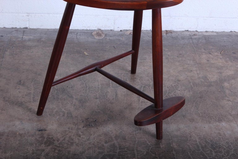 Mid-20th Century Mira Barstool by George Nakashima For Sale