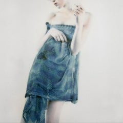 Azul Azul, figurative and feminine photography, Mira Loew, Bright Bodies series