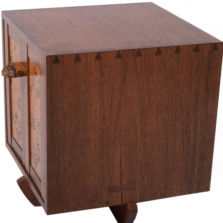 American Mira Nakashima Costume Cabinet For Sale