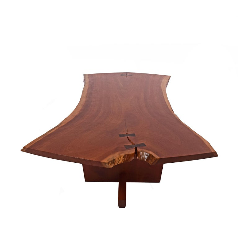 American Craftsman Mira Nakashima Minguren II Coffee Table, 2015