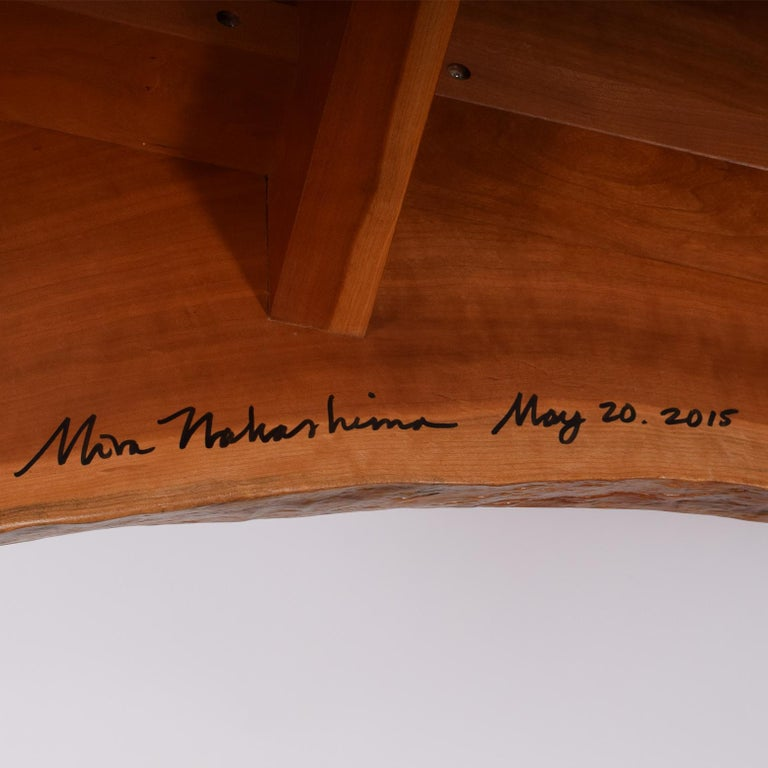 Mira Nakashima Minguren II Coffee Table, 2015 1
