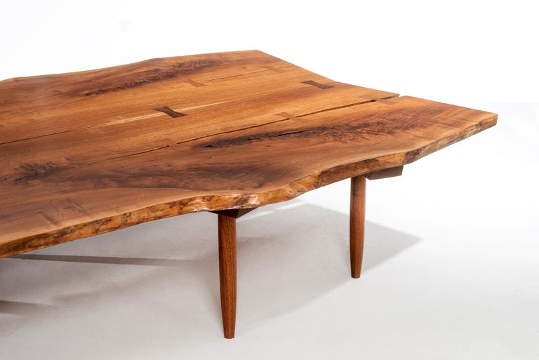 Mira Nakashima Monumental Bench For Sale 4