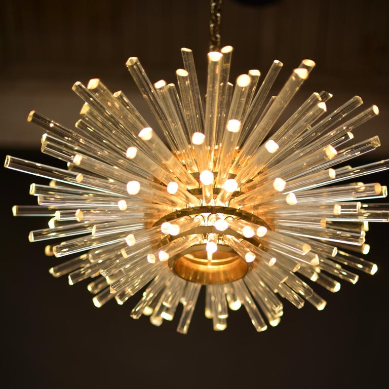 'Miracle' Chandelier by Bakalowits & Söhne For Sale 2