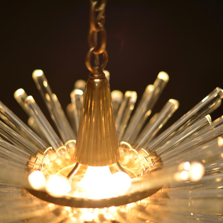 'Miracle' Chandelier by Bakalowits & Söhne For Sale 4