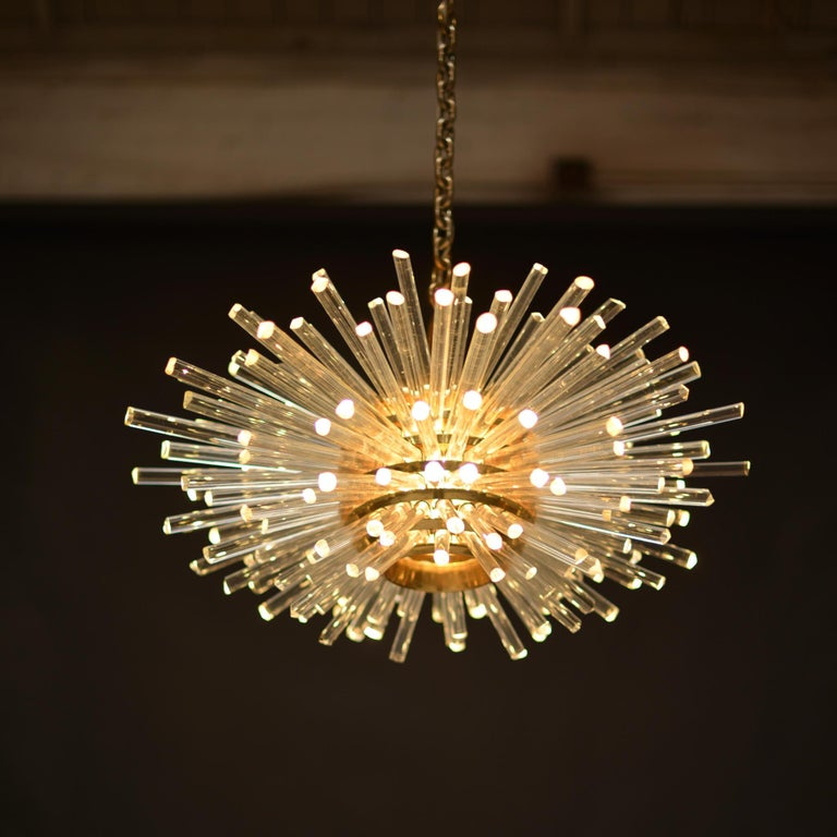 'Miracle' Chandelier by Bakalowits & Söhne For Sale 6