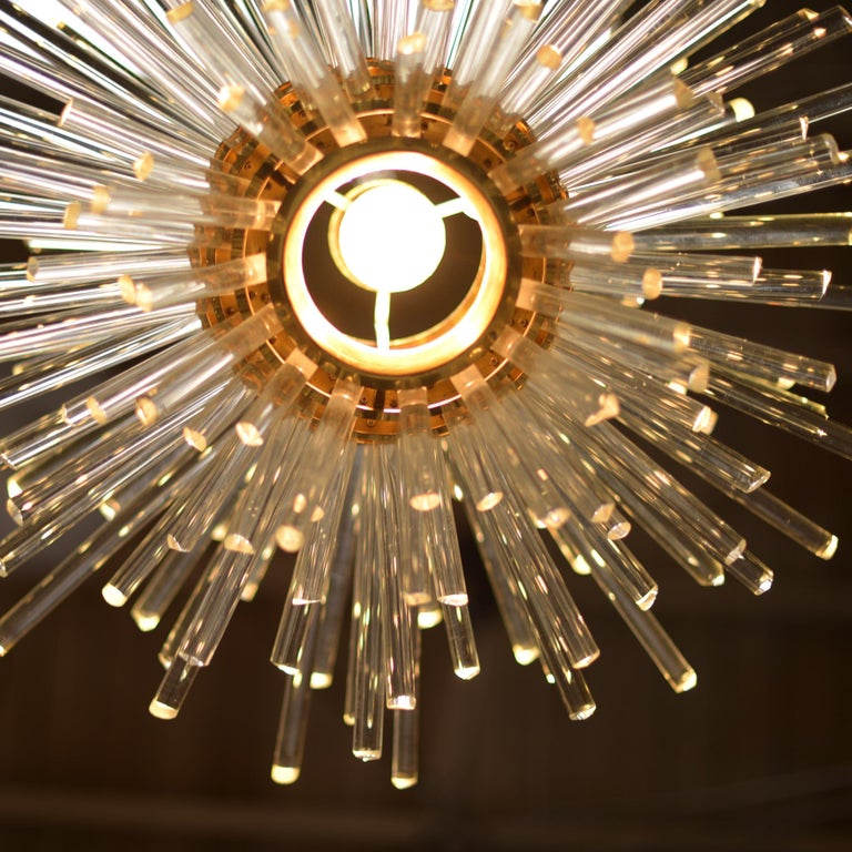 'Miracle' Chandelier by Bakalowits & Söhne For Sale 7