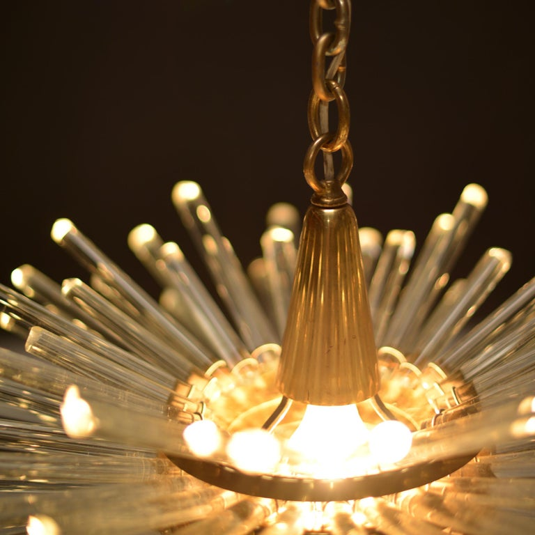 'Miracle' Chandelier by Bakalowits & Söhne For Sale 8