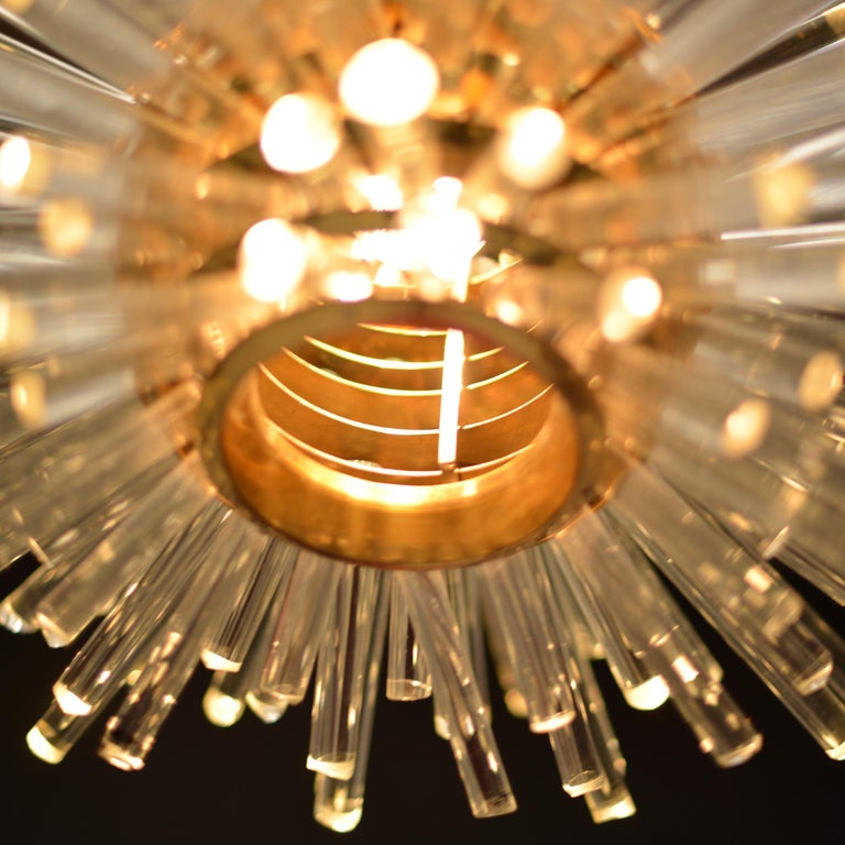 'Miracle' Chandelier by Bakalowits & Söhne For Sale 9