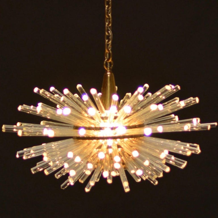 'Miracle' Chandelier by Bakalowits & Söhne In Good Condition For Sale In Los Angeles, CA