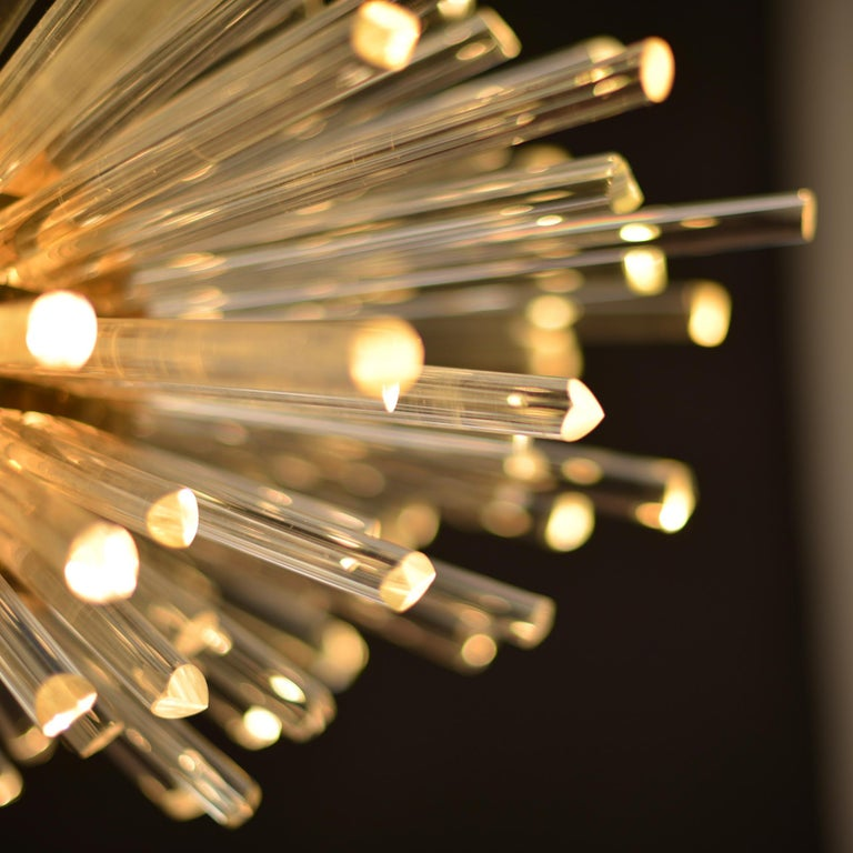 'Miracle' Chandelier by Bakalowits & Söhne For Sale 1