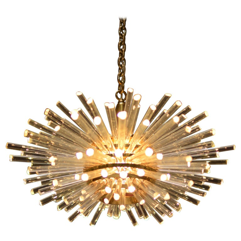 'Miracle' Chandelier by Bakalowits & Söhne For Sale