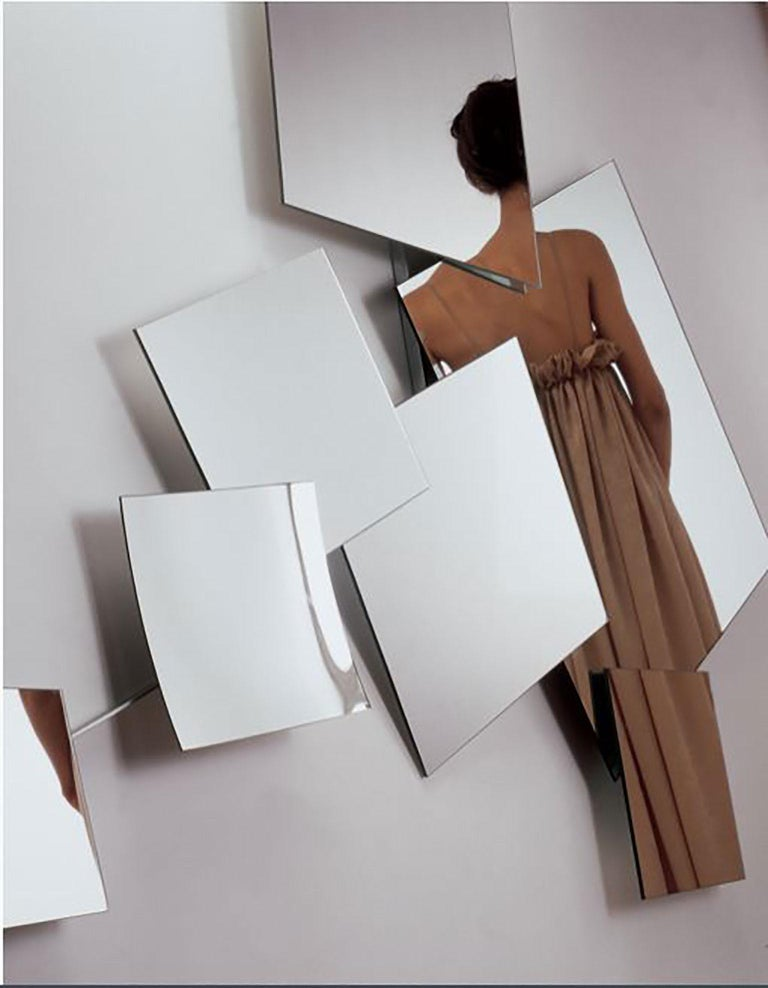 Mirallmar Mirror by Eduard Samso for BD Barcelona In New Condition For Sale In New York, NY