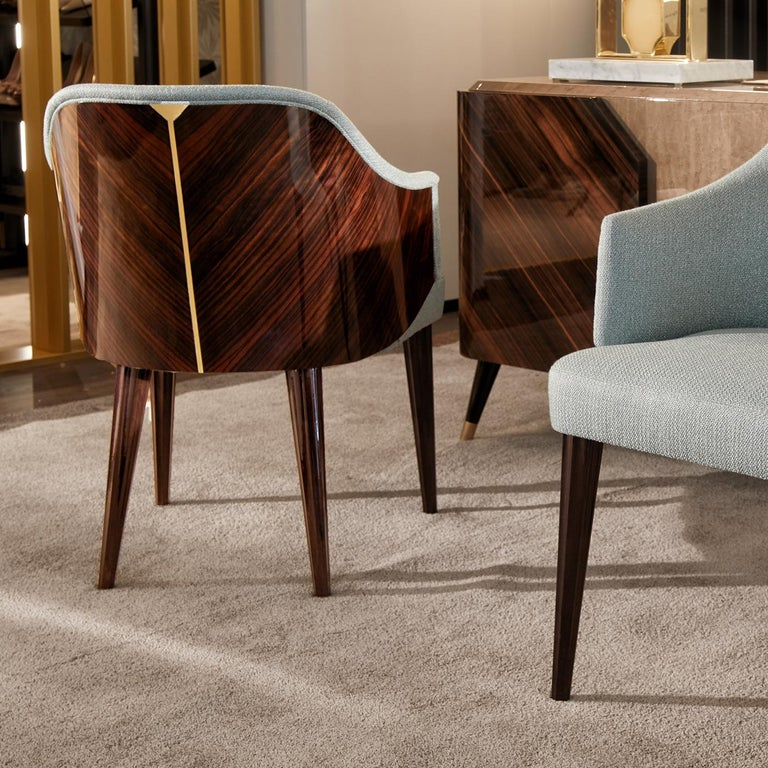 Mid-Century Modern Miriam Chair For Sale
