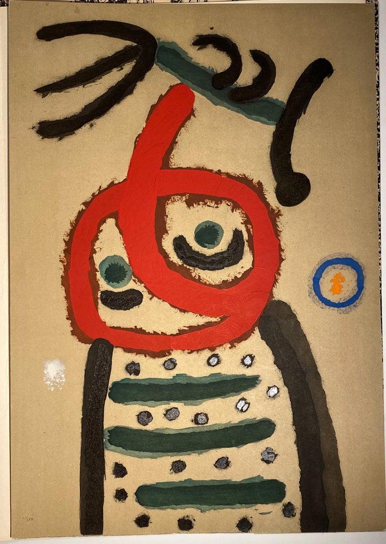 Mid-20th Century Miro Cartones For Sale