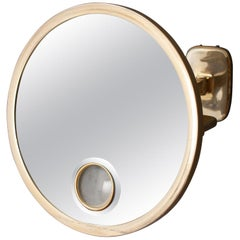 Mirophar by Brot Brass Illuminated Wall Mirror