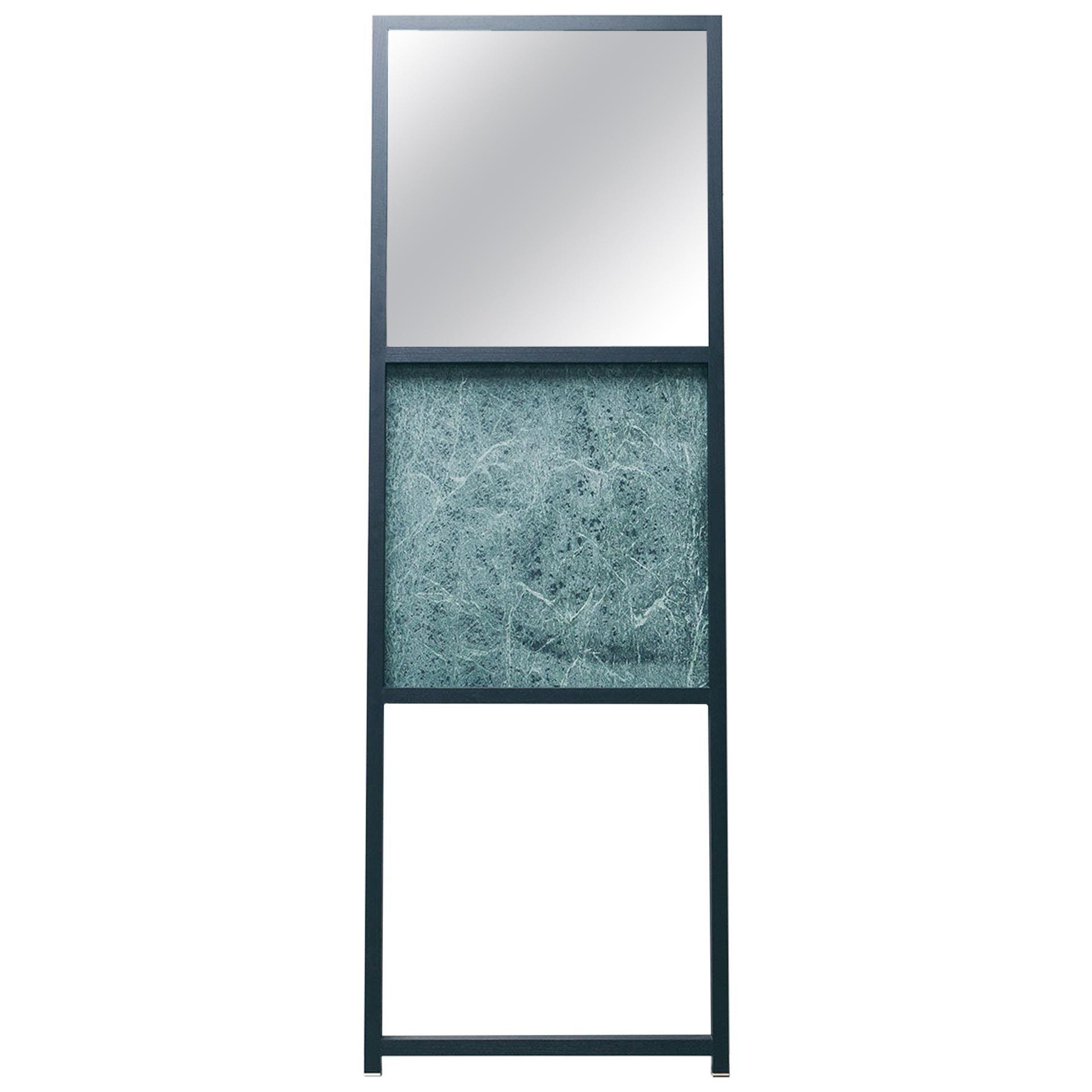 contemporary marble mirror, mirror 01.1 by barh