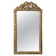 Mirror, 19th Century French Gilded Regence Style