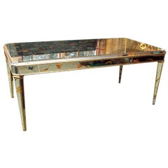 "Mirror ""Beechtree"" Design Table"