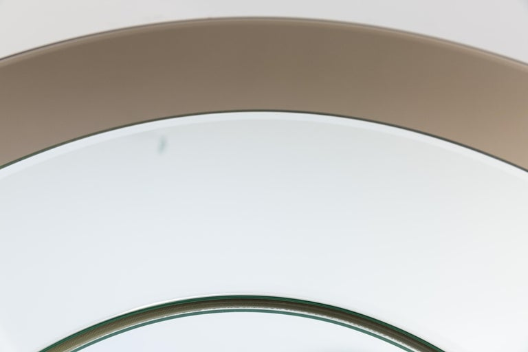 Mirror by Cristal Art, Italy, circa 1960 For Sale 3