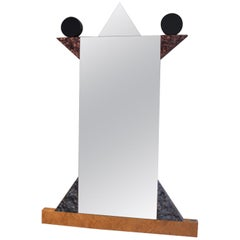Mirror by Ettore Sottsass for Memphis