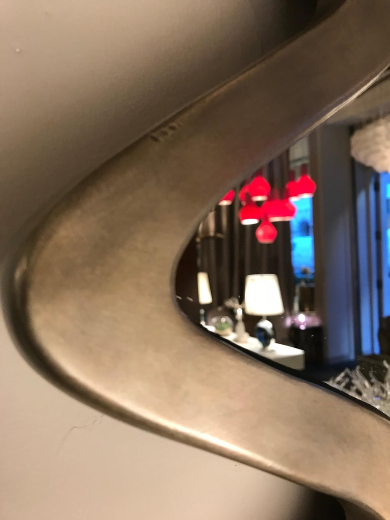 Contemporary Mirror by Laurent Chauvat, France, 2012 For Sale