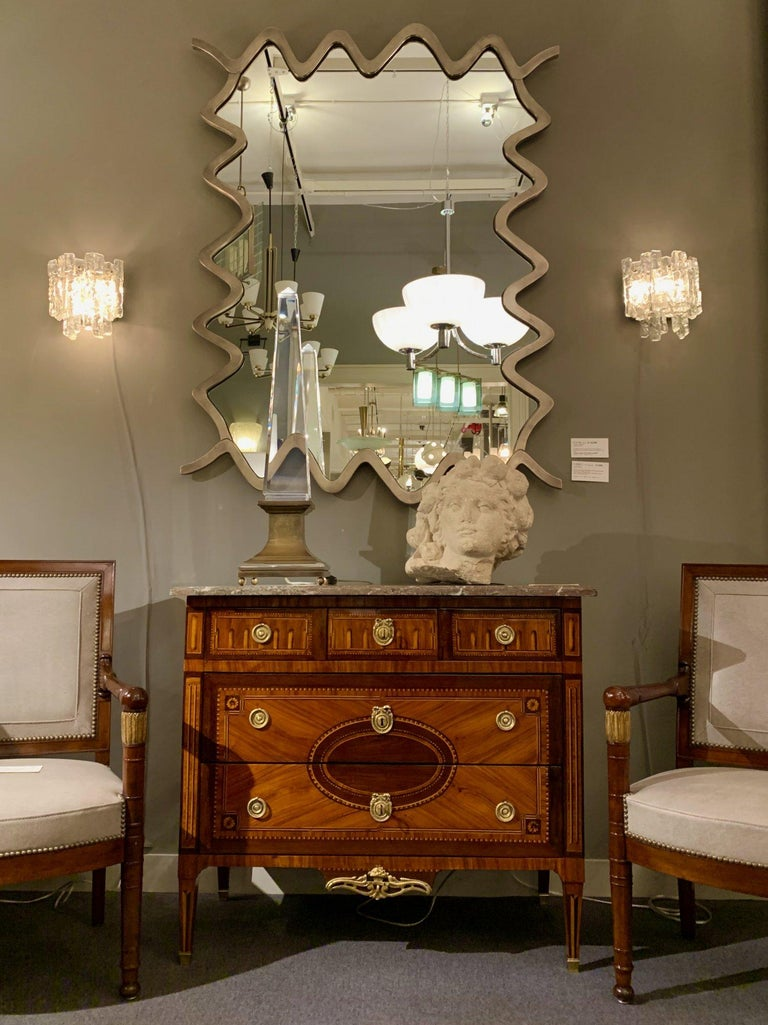Modern Mirror by Laurent Chauvat, France, 2012 For Sale