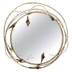 Mirror Calla Lilies
