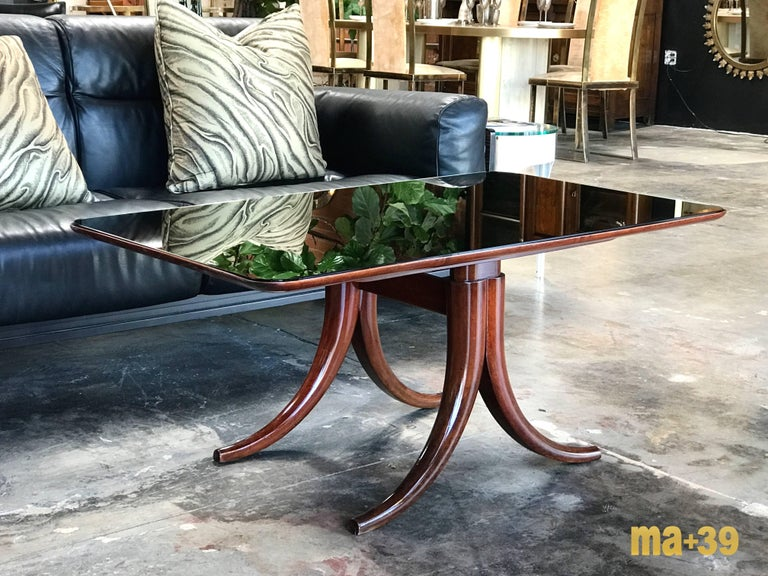 This table is just that a timeless elegant  image of a great Italian designer
