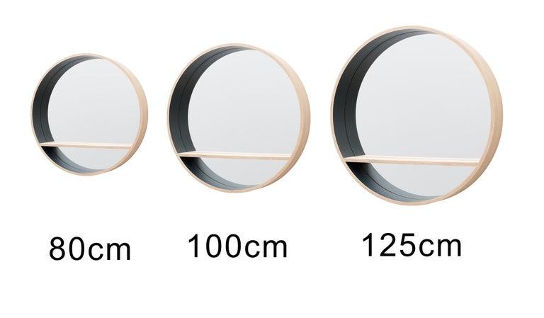 Contemporary Mirror Console For Sale