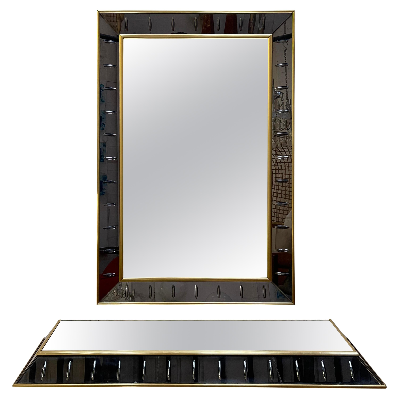Cristal Arte Pier Mirrors and Console Mirrors