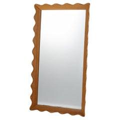 Mirror Designed by Axel-Einar Hjorth, Sweden, 1940's